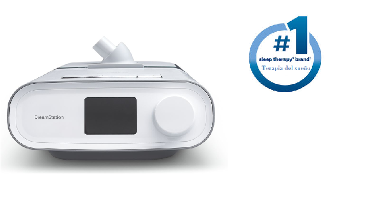 cpap philips resprionics dream station